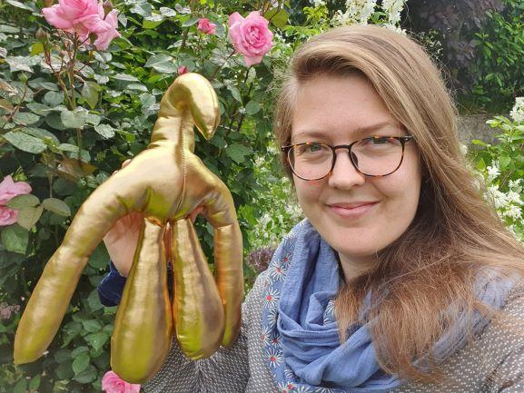 Qualle, Kopfmassagegerät…? Teste Dein Wissen über die Klitoris.