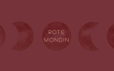 ROTE MONDIN – die magische Jurte zu Ehren der Weiblichkeit